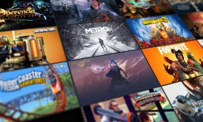 Na faixa! Epic Store dará 12 jogos grátis em dezembro