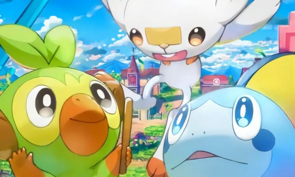 Pokémon: Twilight Wings   Websérie ambientada em Galar é anunciada
