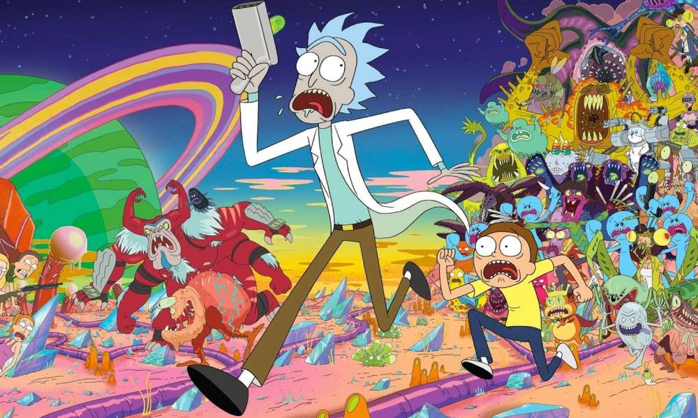 Rick and Morty   Quarta temporada já está disponível na Netflix