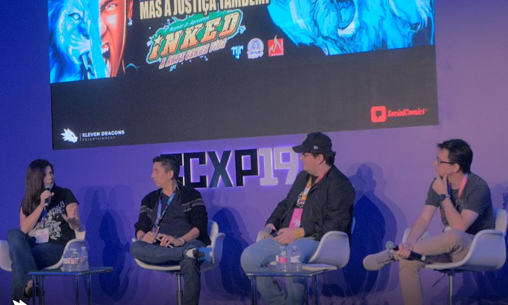 Social Comics anuncia novo momento em painel na CCXP
