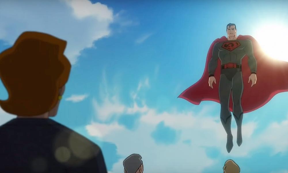 DC lançará animação de Superman comunista. Veja o trailer