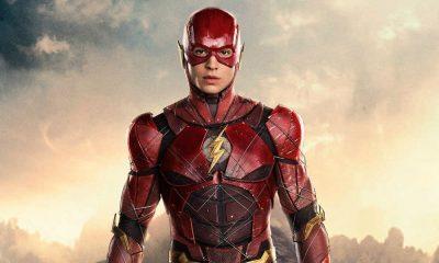 Filme The Flash, com Ezra Miller, é confirmado para 2022