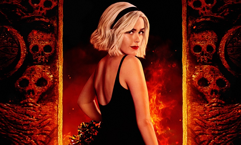 O Mundo Sombrio de Sabrina   3ª temporada ganha pôster e clipe ao som de 'Straight to Hell'