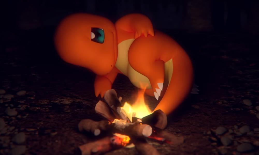 Pokémon | Vídeo ASMR com Charmander viraliza na internet