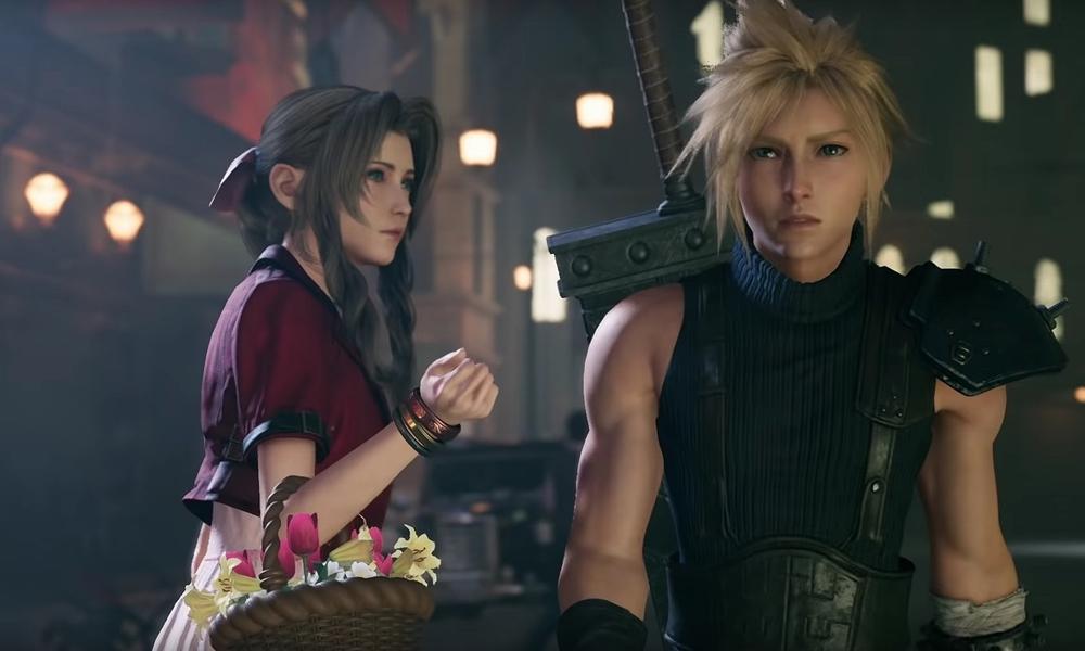 Demo de Final Fantasy VII Remake pode chegar antes do lançamento