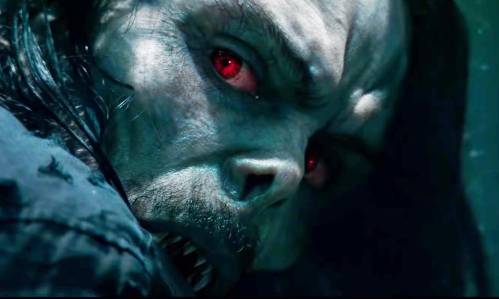 Trailer de Morbius confirma ligação com universo do Homem-Aranha