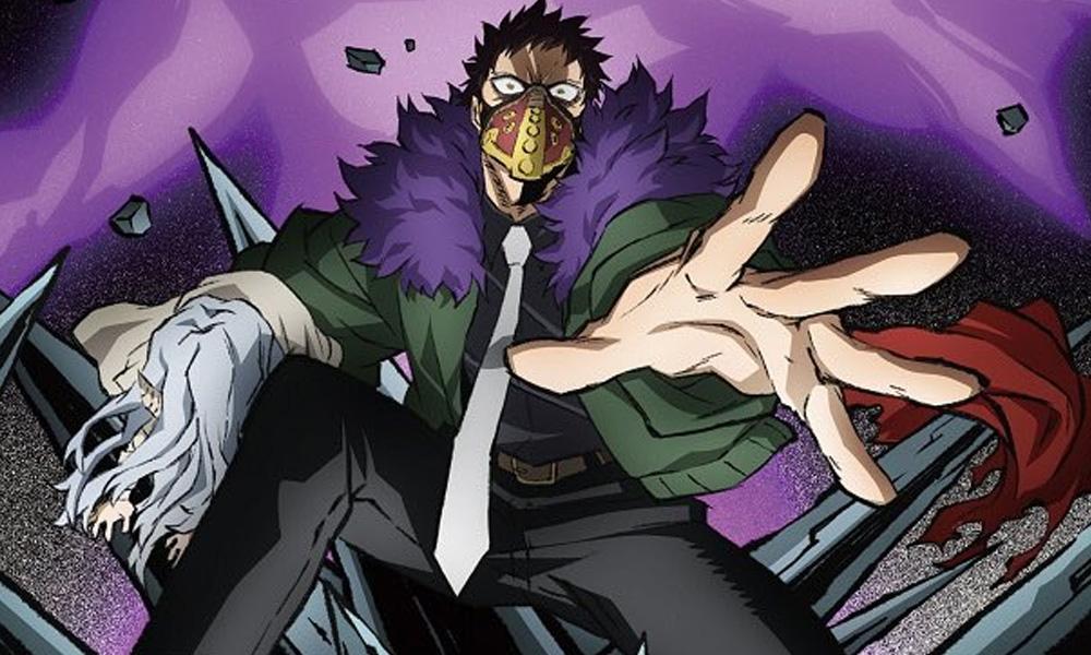 My Hero Academia   4ª temporada ganha poster dedicado a Overhaul