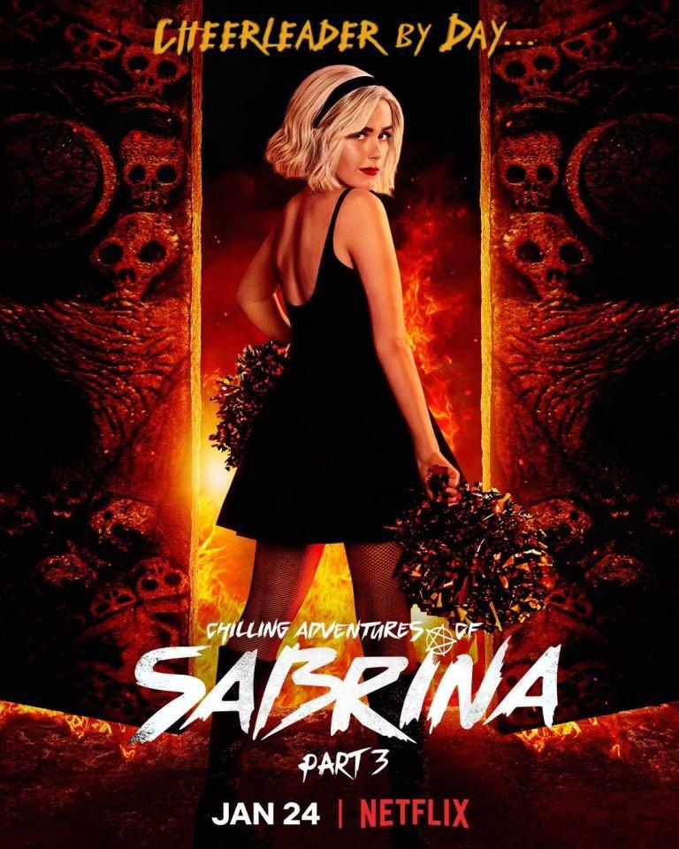O Mundo Sombrio de Sabrina | Confira o novo trailer da 3ª temporada