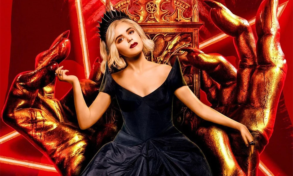 O Mundo Sombrio de Sabrina | Poster inédito marca a estreia da 3ª parte
