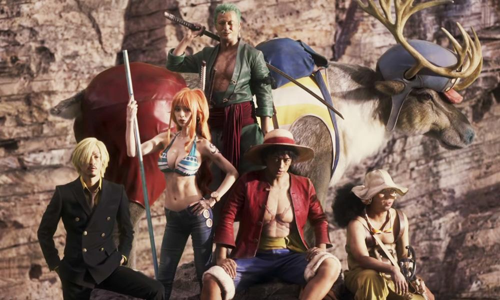Série live-action de One Piece pela Netflix é confirmada