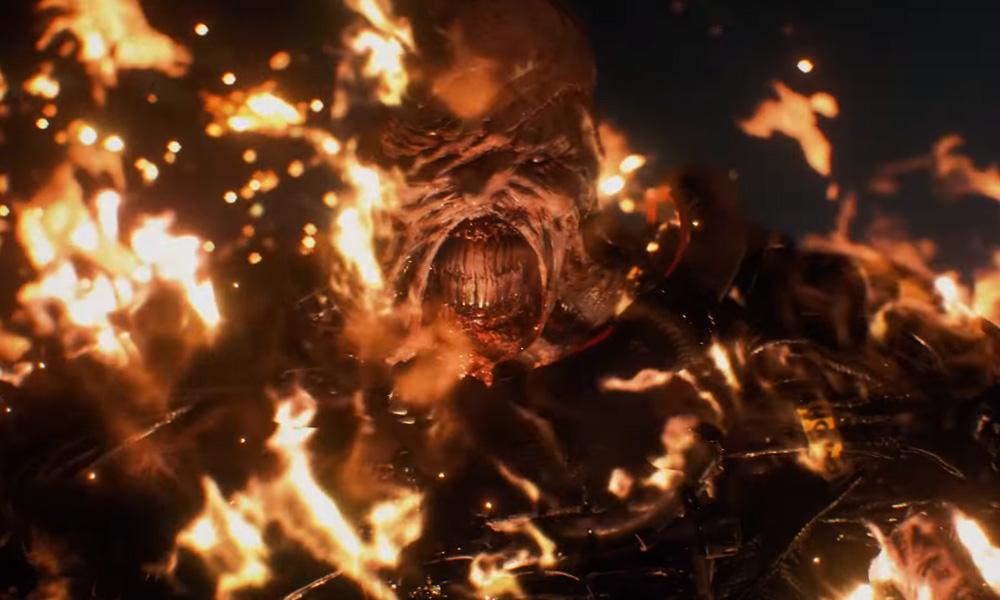 Resident Evil 3 | Novo trailer do remake destaca Nemesis e Carlos