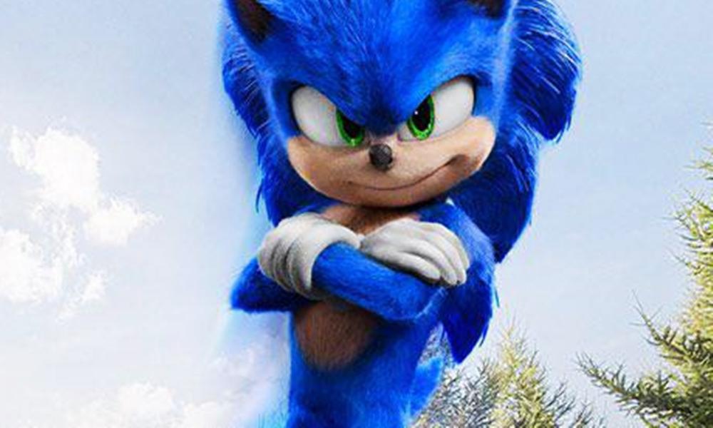 Sonic desafia limites de velocidade em novo pôster do filme