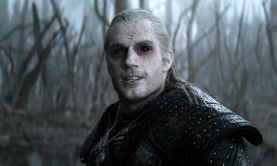 The Witcher | Geralt se transforma no Coringa em poster