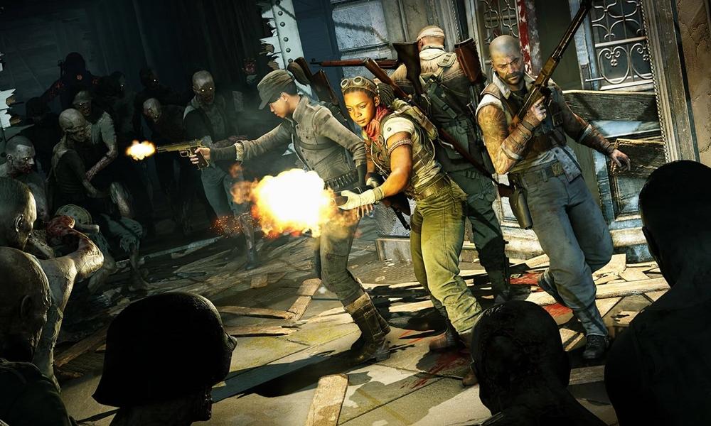 Zombie Army 4: Dead War | Veja o gameplay do jogo