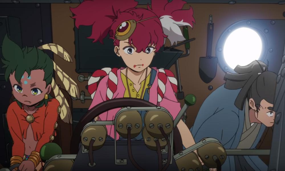 Appare-Ranman! | Anime ganha novo trailer com cenas inéditas