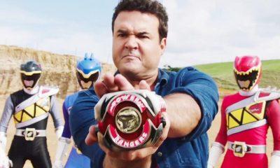Ranger Jason aparece em promocional de 'Beast Morphers Power Rangers'