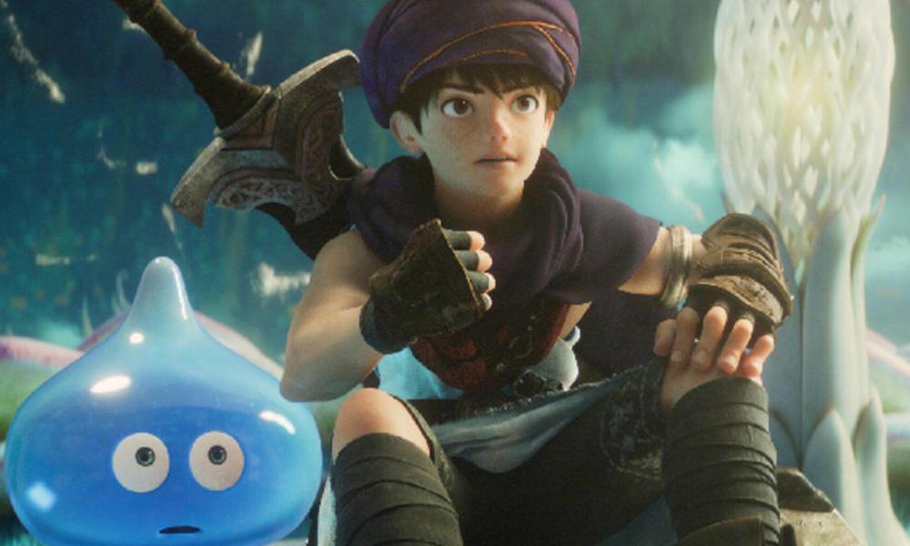 Dragon Quest: Your Story | Filme em CGI está disponível na Netflix