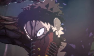 My Hero One's Justice 2 | Trailer revela forma monstruosa de Overhaul