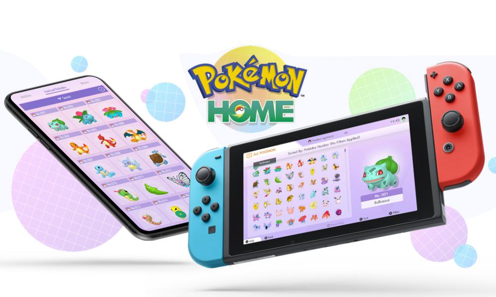 Pokémon Home já está disponível, mas com inúmeras limitações