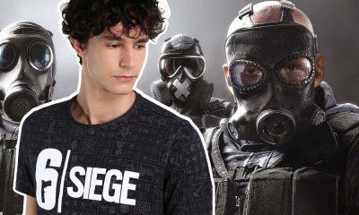 Ubisoft e Riachuelo apresentam coleção exclusiva de camisetas de Rainbow Six Siege