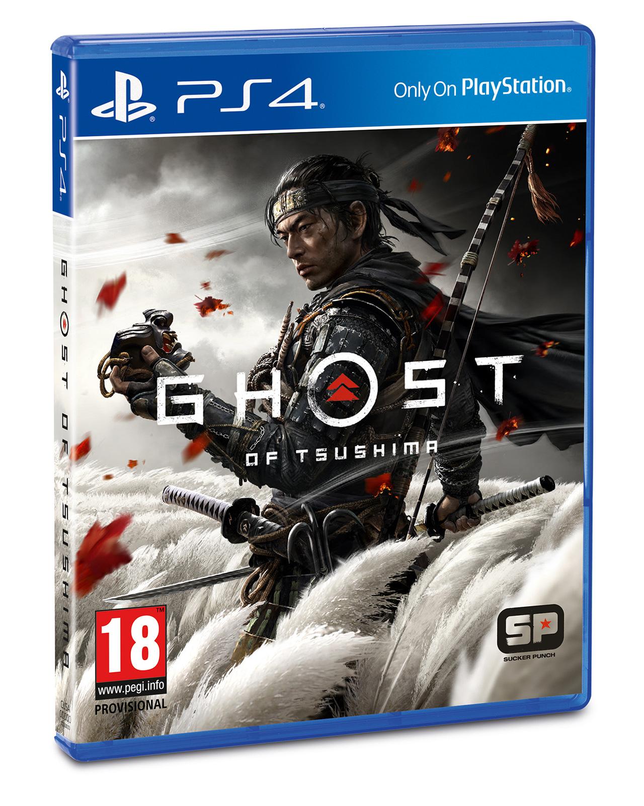Ghost of Tsushima | Novo trailer revela data de lançamento