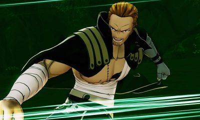 Fairy Tail   RPG ganha trailer com o personagem Gildarts