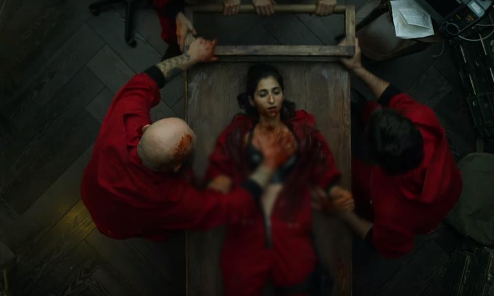 La Casa de Papel | Nairóbi está gravemente ferida no primeiro trailer da 4ª temporada