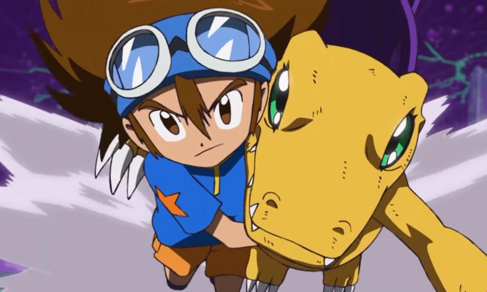 Anime reboot de Digimon Adventure ganha trailer e data de estreia