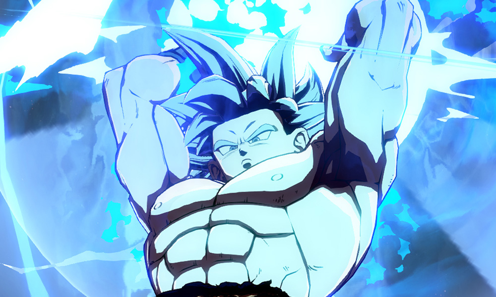 Dragon Ball FighterZ | Primeiras imagens de Goku Ultra Instinct no game