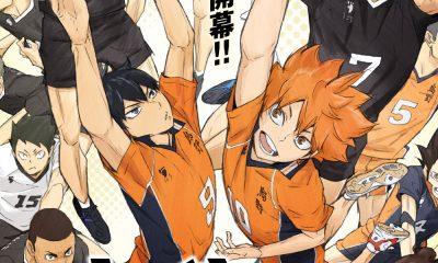 Haikyu!! TO THE TOP | 2ª parte da 4ª temporada ganha poster