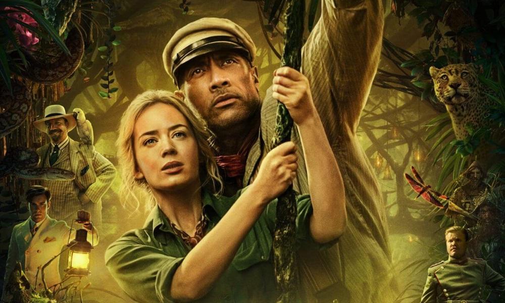 Jungle Cruise | Confira o trailer do filme com Dwayne Johnson e Emily Blunt