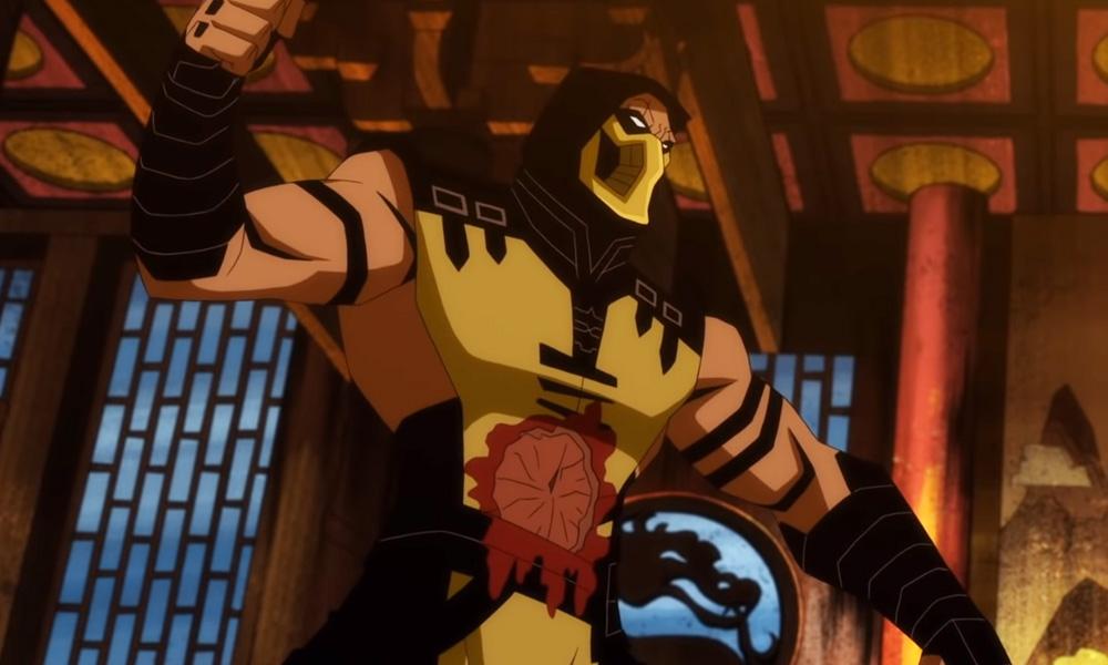 Mortal Kombat Legends: Scorpion's Revenge ganha trailer RED BAND