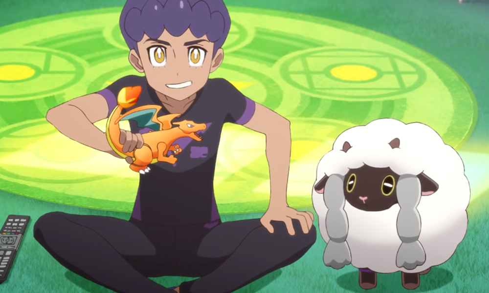Pokémon: Twilight Wings | 3º episódio mostra a amizade de Hop e Wooloo