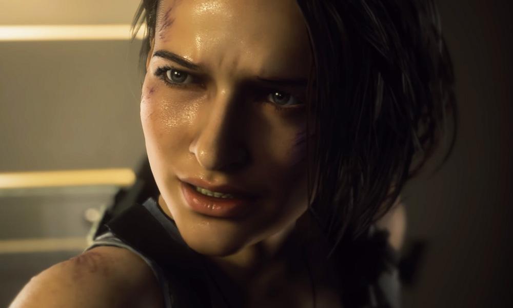 Resident Evil 3 | Trailer destaca Jill Valentine e nova forma de Nemesis