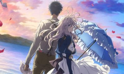 Violet Evergarden the Movie ganha nova imagem promocional