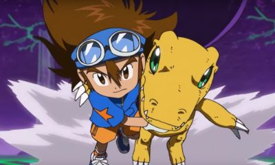 Digimon Adventure | Reboot do anime ganha trailer e data de estreia na Crunchyroll
