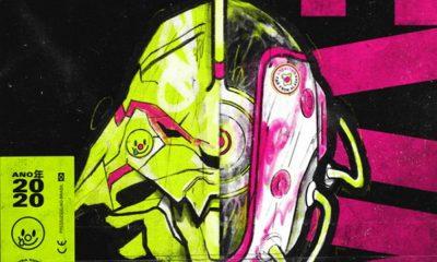 Inspirado em Neon Genesis Evangelion, Fresno recria 'EVA' para lançamento de novo single