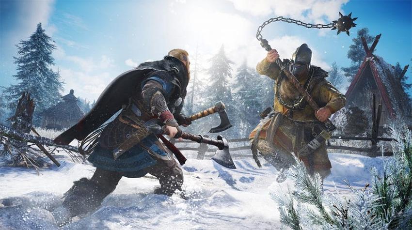 Assassin's Creed Valhalla   Jogadores assumem papel de viking em novo game