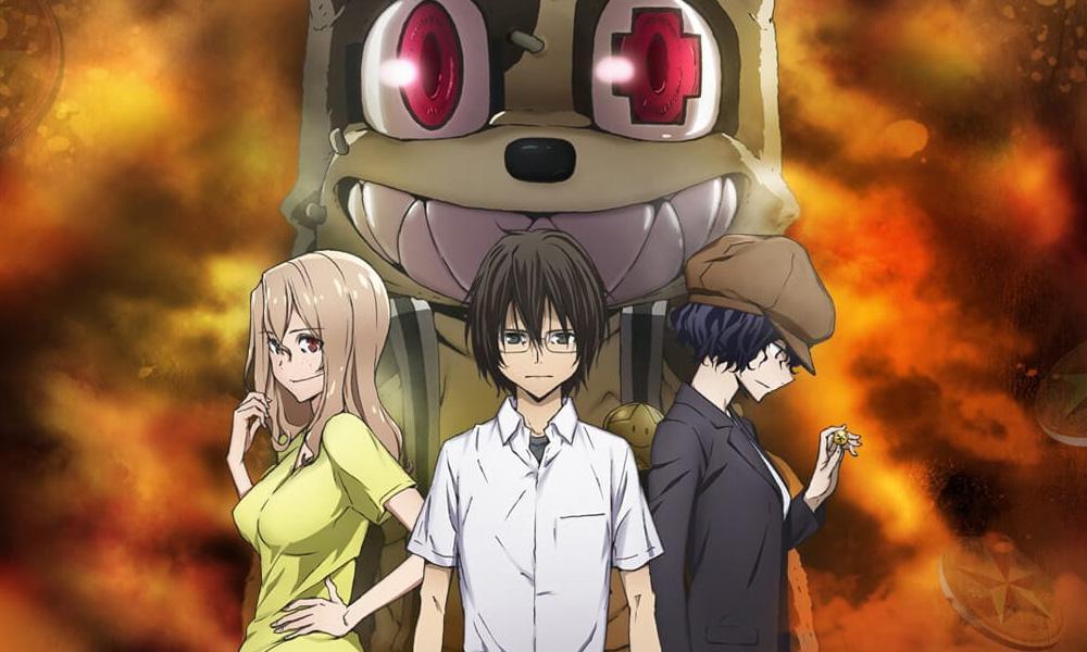 Gleipnir | Confira a sequência de abertura completa do anime