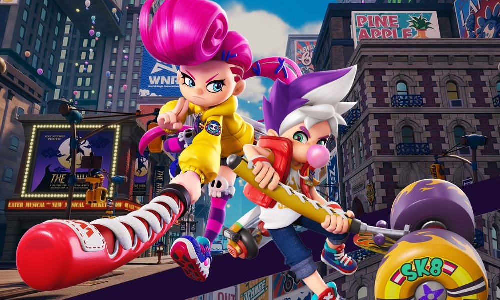 Ninjala ganha trailer destacando gameplay do modo Battle Royale