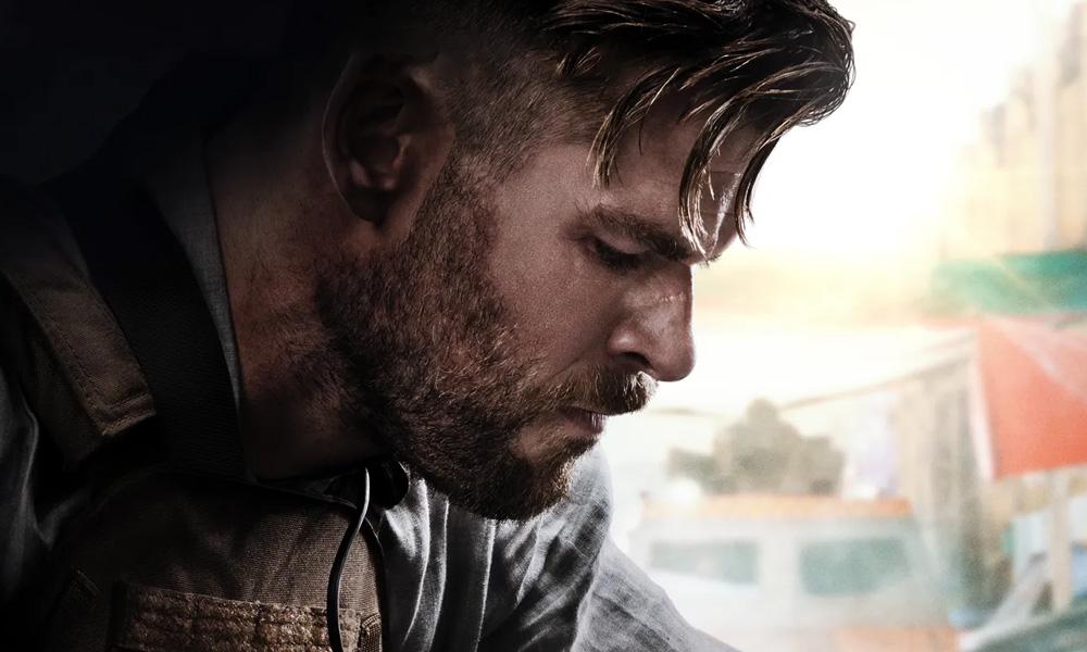 Resgate | Filme com Chris Hemsworth estreia neste mês de abril na Netflix