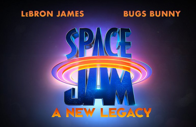 Logo oficial Space Jam A New legacy