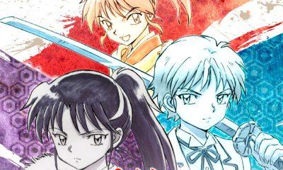 O retorno de Inuyasha com o spin-off Yashahime: Princess Half-Demon