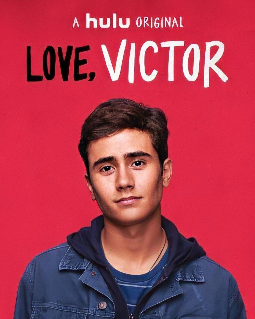 Love Victor poster