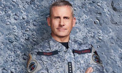Space Force | Netflix revela pôster de comédia com Steve Carell