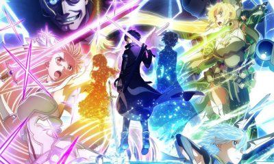 Sword Art Online Alicization: War of Underworld estreará em julho