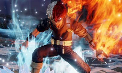 Jump Force | DLC de Todoroki será lançada neste mês de maio