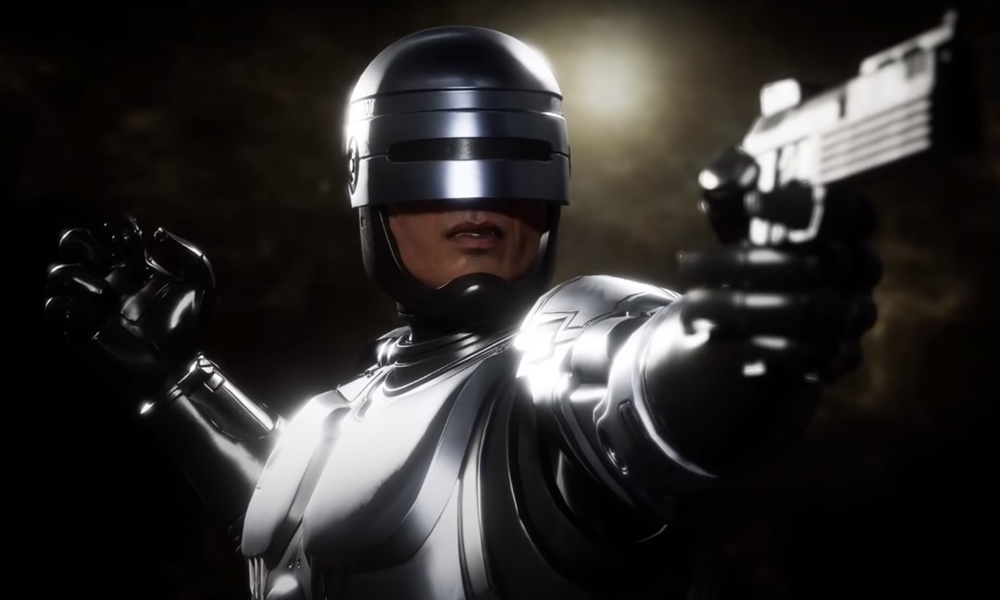 Mortal Kombat 11 | Confira o trailer da DLC de RoboCop