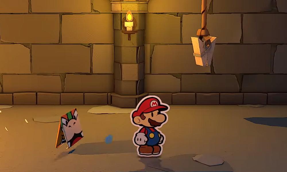 Paper Mario: The Origami King ganha trailer de anúncio