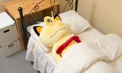 Pokémon Gigantamax de Pikachu e Meowth ganham versão em pelúcia